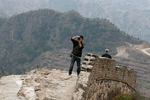 Great Wall Jinshanling to simatai west hiking tour 350 RMB